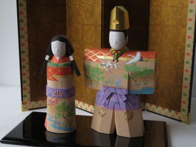 【公式】2020年奈良一刀彫 吉岡一泰雛人形展【立ち雛1】_e0256889_19261749.jpg