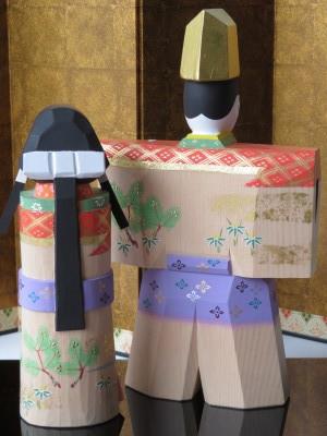 【公式】2020年奈良一刀彫 吉岡一泰雛人形展【立ち雛1】_e0256889_19271462.jpg