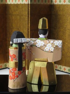 【公式】2020年奈良一刀彫 吉岡一泰雛人形展【立ち雛1】_e0256889_19375363.jpg