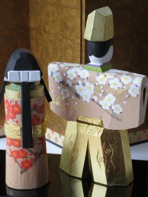【公式】2020年奈良一刀彫 吉岡一泰雛人形展【立ち雛1】_e0256889_19405705.jpg