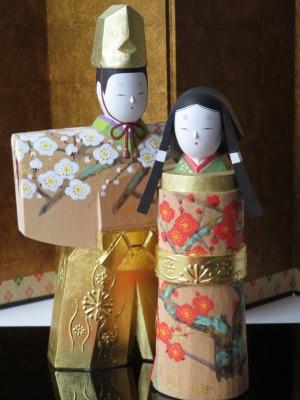 【公式】2020年奈良一刀彫 吉岡一泰雛人形展【立ち雛1】_e0256889_19411348.jpg