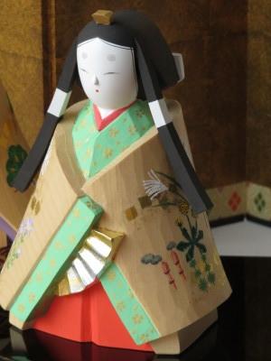【公式】 2020年奈良一刀彫 吉岡一泰雛人形展【立ち雛2】_e0256889_19565768.jpg