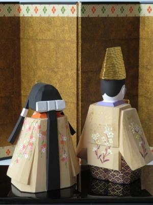 【公式】 2020年奈良一刀彫 吉岡一泰雛人形展【立ち雛2】_e0256889_20004122.jpg