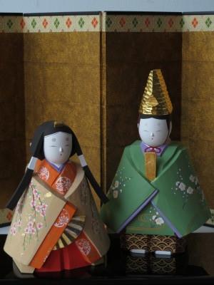 【公式】 2020年奈良一刀彫 吉岡一泰雛人形展【立ち雛2】_e0256889_20082879.jpg