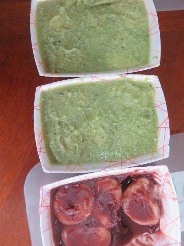 朝:おせち「博多」、お雑煮&寿司セット 昼:ますの寿司、寿司&餅 夜:ますの寿司、寿司&餅_c0075701_20563166.jpg