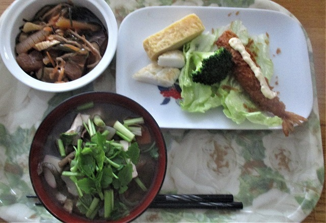 お食い初めは 雑煮_b0163804_12064027.jpg