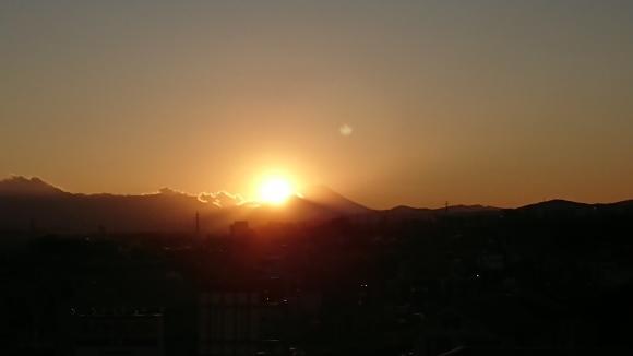 1/1 今日の富士山_b0042308_17385930.jpg