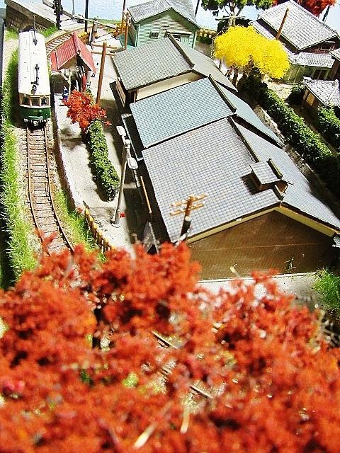 盆ラマレイアウト「黄昏の小径」シリーズその2京町家_f0227828_11064056.jpg