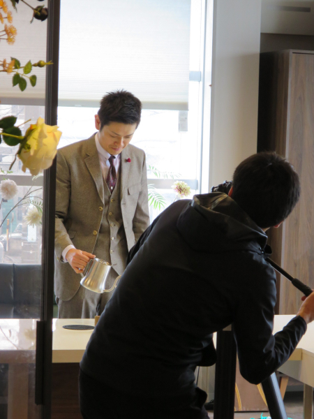 BS-TBS 『ドリップスタイル〜コーヒーがくれた時間〜』_b0221139_00144011.jpg