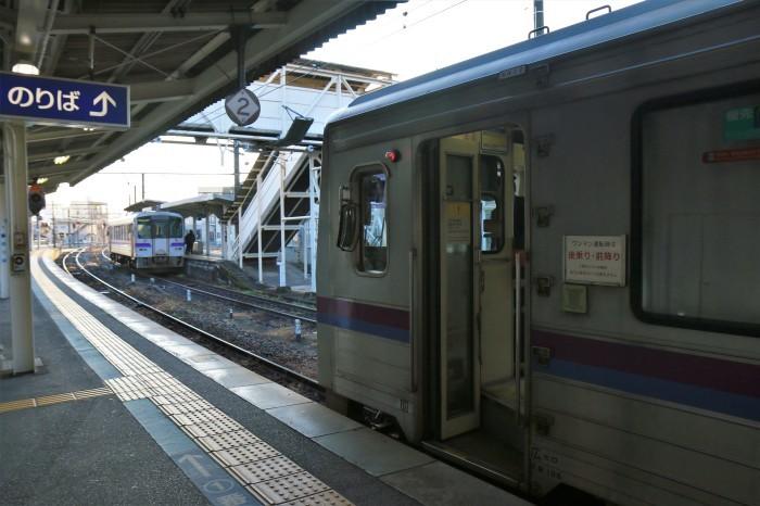 府中駅出発_f0371447_08460115.jpg