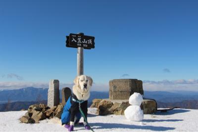 お山へハイキング〜④元旦編_e0293553_18134957.jpg