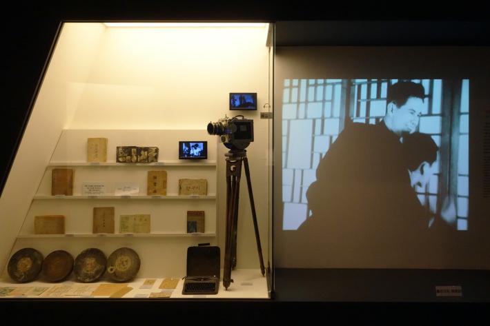 韓国映画博物館 KOREAN FILM MUSEUM 한국영화박물관 と MBC WORLD 上岩DMC(디지털미디어시티 デジタルメディアシティ) 2019年12月 ソウルの旅_f0117059_19311870.jpg
