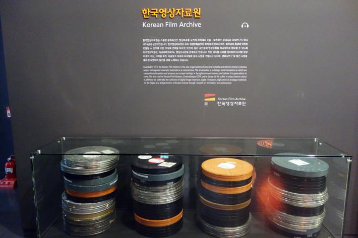 韓国映画博物館 KOREAN FILM MUSEUM 한국영화박물관 と MBC WORLD 上岩DMC(디지털미디어시티 デジタルメディアシティ) 2019年12月 ソウルの旅_f0117059_19364537.jpg