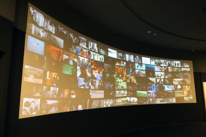 韓国映画博物館 KOREAN FILM MUSEUM 한국영화박물관 と MBC WORLD 上岩DMC(디지털미디어시티 デジタルメディアシティ) 2019年12月 ソウルの旅_f0117059_19374289.jpg