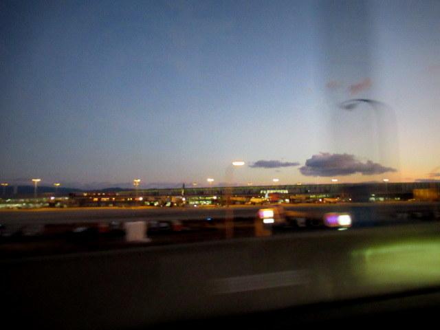 大晦日 * ホテル日航関西空港・客室と花ざとの夕食♪_f0236260_23293816.jpg