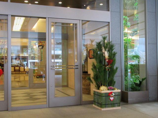 大晦日 * ホテル日航関西空港・客室と花ざとの夕食♪_f0236260_23342560.jpg