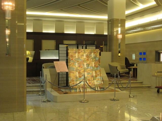 大晦日 * ホテル日航関西空港・客室と花ざとの夕食♪_f0236260_23350083.jpg