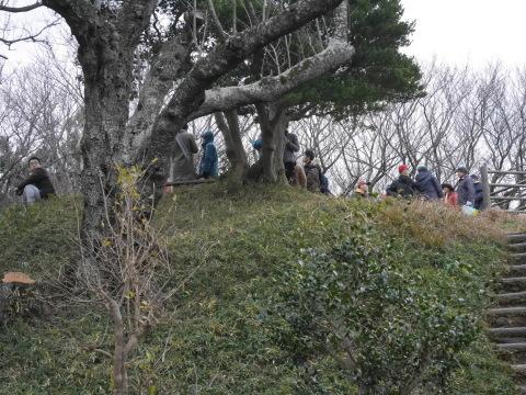 謹賀新年、初日の出は龍隠庵境内で2020・1・1_c0014967_09453736.jpg