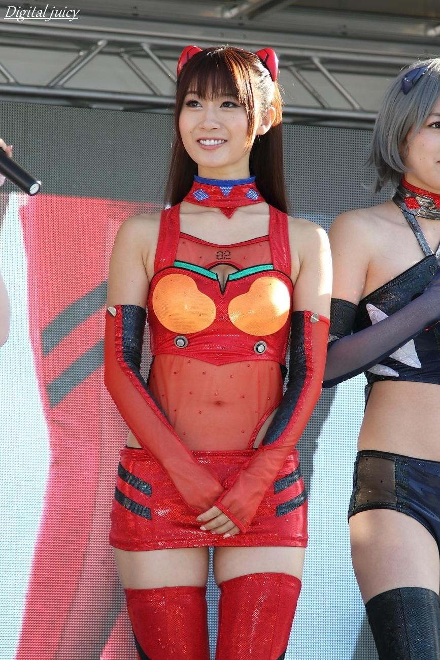 野呂陽菜 さん(エヴァンゲリオンレーシング レースクイーン)_c0216181_21384673.jpg