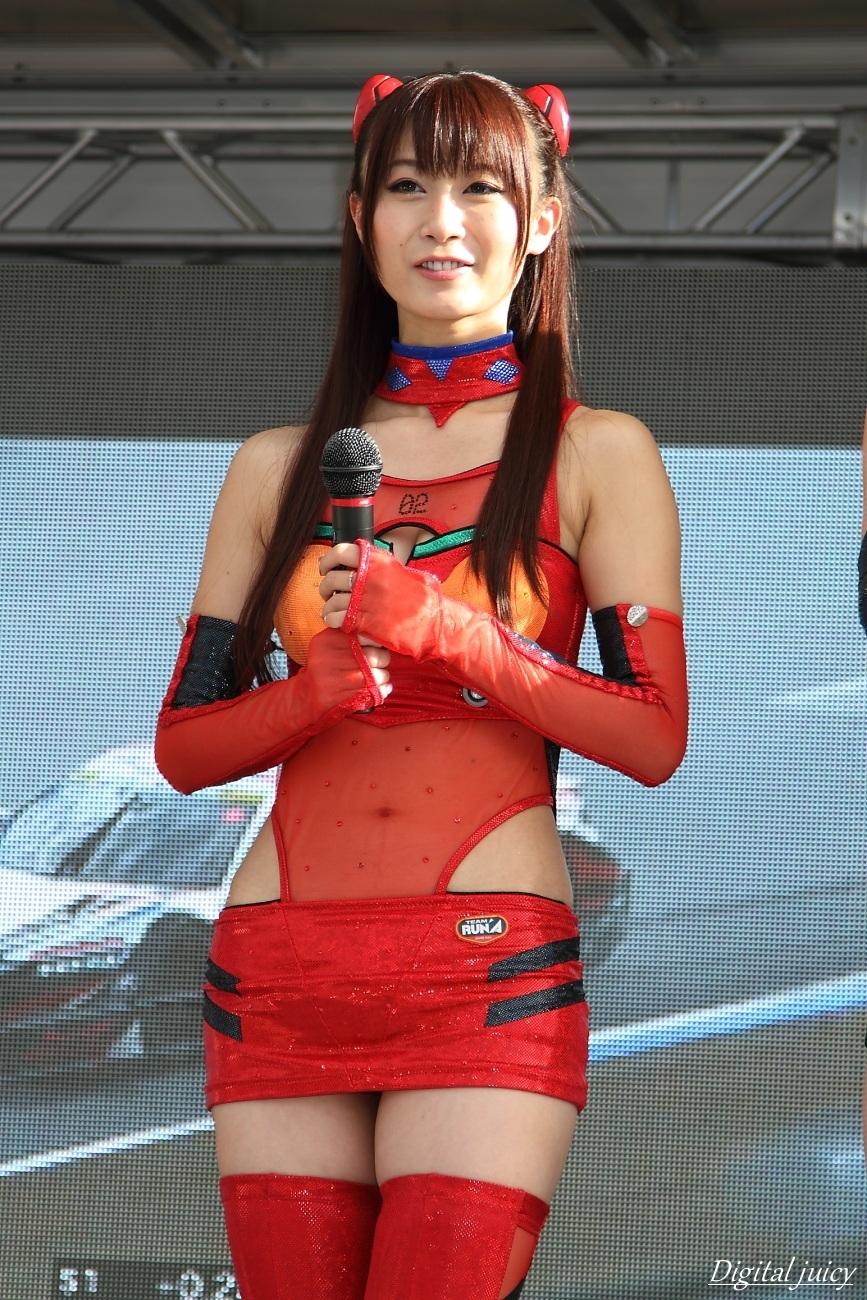 野呂陽菜 さん(エヴァンゲリオンレーシング レースクイーン)_c0216181_21414062.jpg