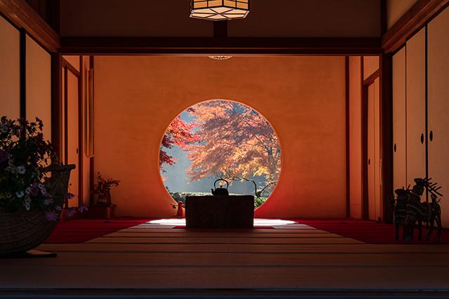 北鎌倉の紅葉2019 明月院 長寿寺 円覚寺_b0145398_22435331.jpg