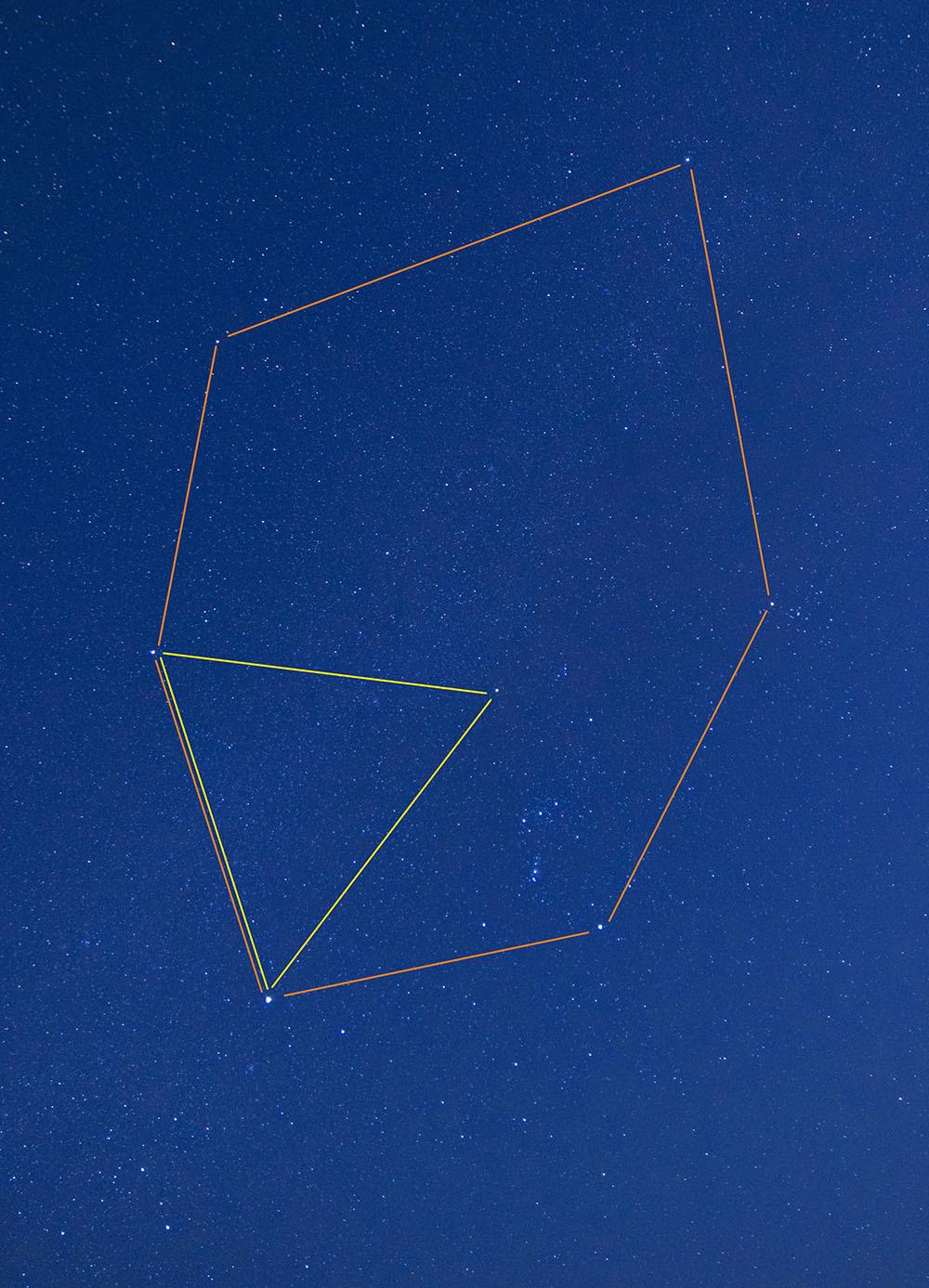 冬のダイヤモンド・冬の大三角形_f0324026_20555312.jpg