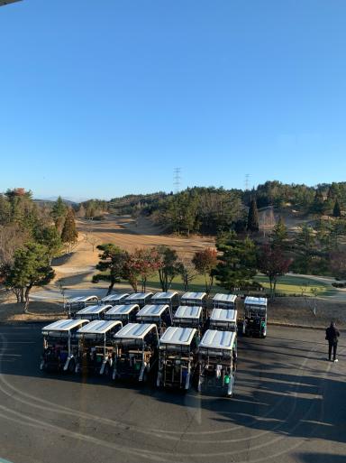 今年初ゴルフ_c0223630_16542369.jpg