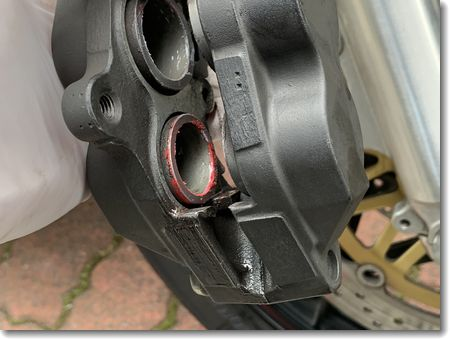 ブレーキ液漏れ_c0147448_2095551.jpg