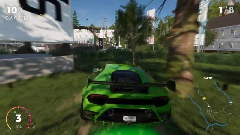 ゲーム「THE CREW2 ハイパーカーレースNEW YORKのショートカット解説」_b0362459_12445981.jpg
