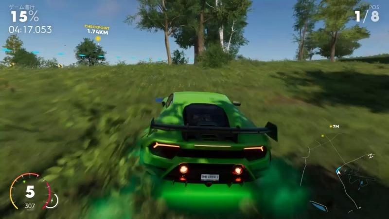 ゲーム「THE CREW2 ハイパーカーレースNEW YORKのショートカット解説」_b0362459_12472501.jpg