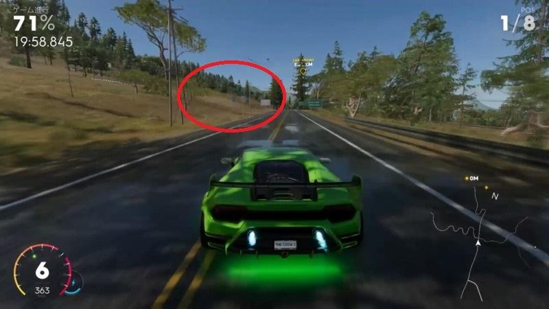 ゲーム「THE CREW2 ハイパーカーレースNEW YORKのショートカット解説」_b0362459_13371241.jpg