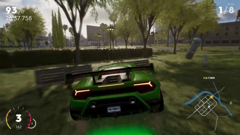 ゲーム「THE CREW2 ハイパーカーレースNEW YORKのショートカット解説」_b0362459_14004133.jpg