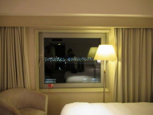 大晦日 * ホテル日航関西空港・客室と花ざとの夕食♪_f0236260_00034156.jpg