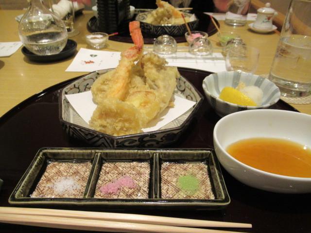 大晦日 * ホテル日航関西空港・客室と花ざとの夕食♪_f0236260_00152475.jpg