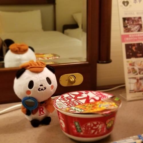 お正月・ホテル日航関西空港 * 関空のホテルで旅行気分を味わう♪_f0236260_02033392.jpg