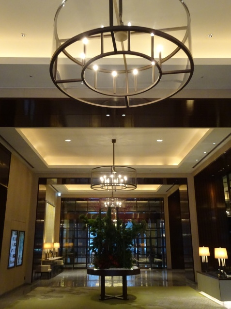 年末の「パレスホテル東京」 (1)_b0405262_13095174.jpg