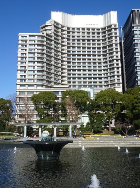 年末の「パレスホテル東京」 (1)_b0405262_20572746.jpg