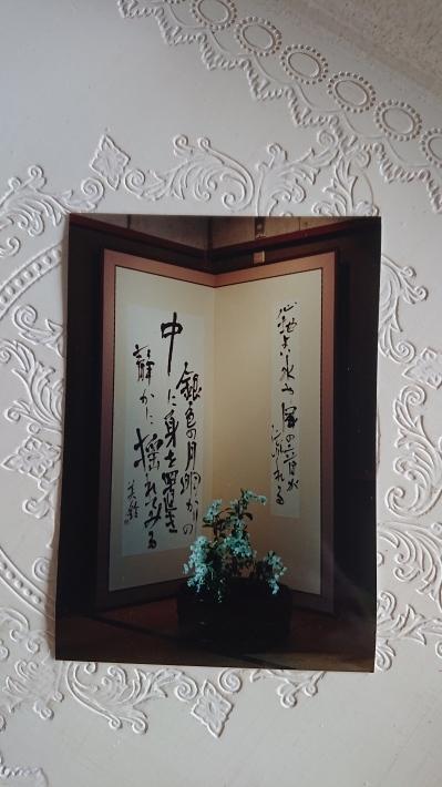 神戸から、書家デビュー22年目のお正月_a0098174_16012686.jpg