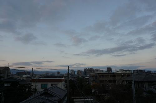 朝歌1月2日_c0169176_08300283.jpg