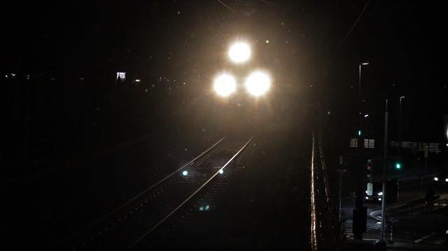 青い森鉄道に可愛い電車が登場「11匹のねこちゃん」列車は可愛過ぎます。冠雪の「岩木山」_d0181492_23545280.jpg
