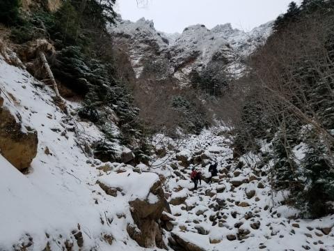 八ヶ岳 石尊稜・中山尾根_d0237801_19421015.jpg
