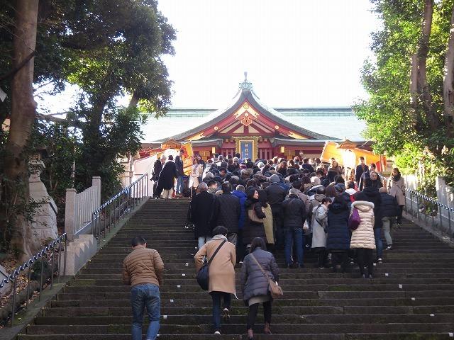 日枝神社(新江戸百景めぐり55)_c0187004_18451107.jpg