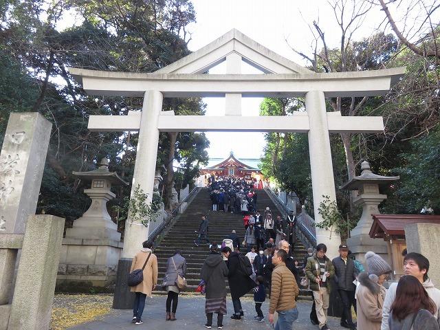 日枝神社(新江戸百景めぐり55)_c0187004_18451120.jpg