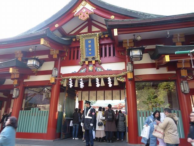日枝神社(新江戸百景めぐり55)_c0187004_18451205.jpg