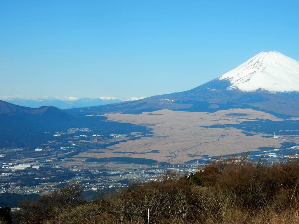 ようやく富士山!_a0148206_18065205.jpg