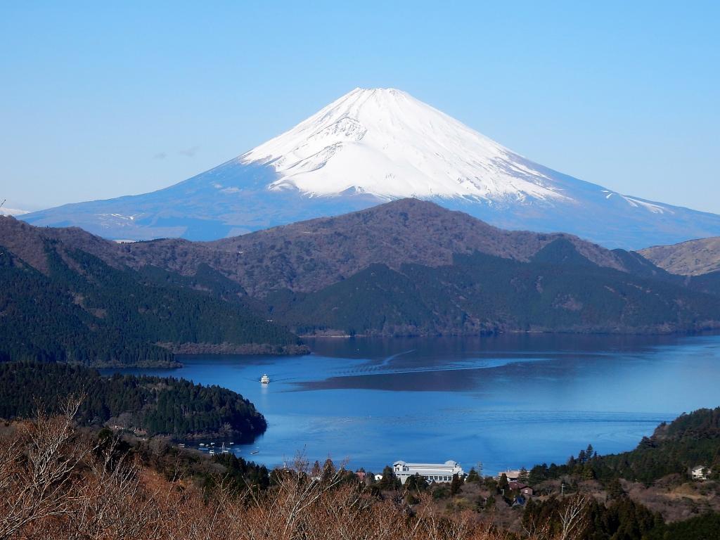 ようやく富士山!_a0148206_18123264.jpg