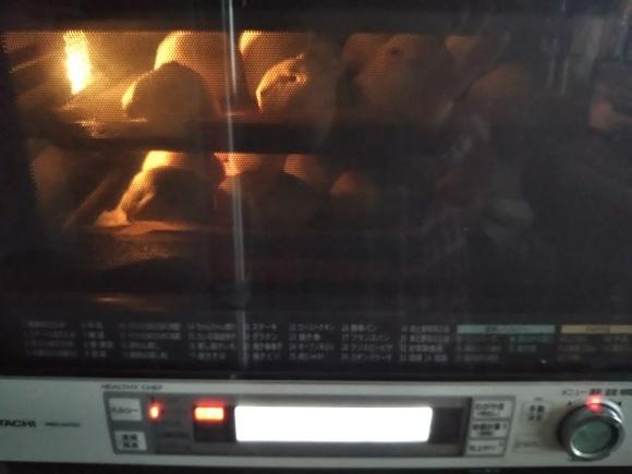 今年も元旦からパンを焼く_f0316507_11302062.jpg