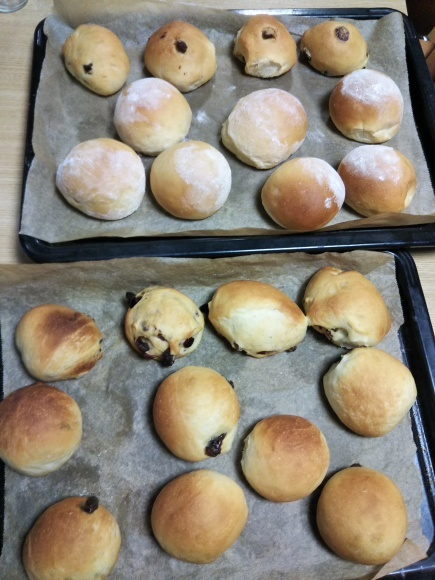 今年も元旦からパンを焼く_f0316507_11315166.jpg