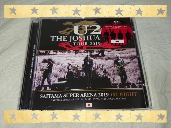 U2 / SAITAMA SUPER ARENA 2019 1ST NIGHT_b0042308_00494522.jpg
