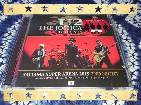 U2 / SAITAMA SUPER ARENA 2019 2ND NIGHT_b0042308_13145919.jpg